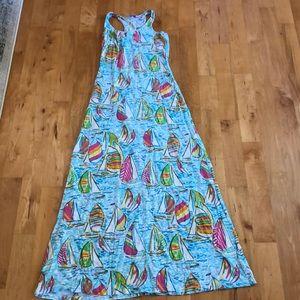 Lilly Maxi Dress ⛵️